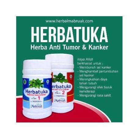 HERBATUKA Mabruuk 2 botol @Isi 60