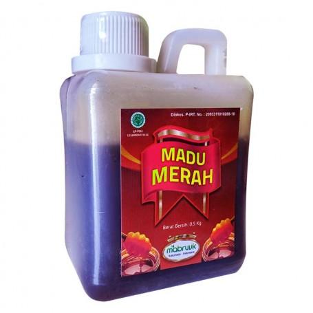 MADU MERAH Mabruuk 500g