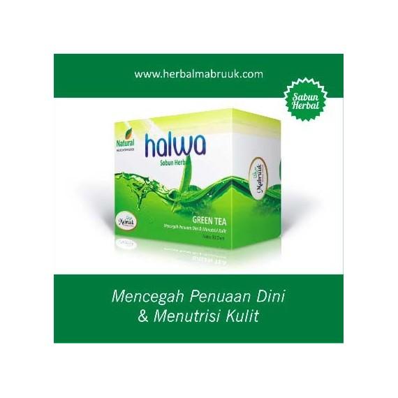 Sabun Green Tea