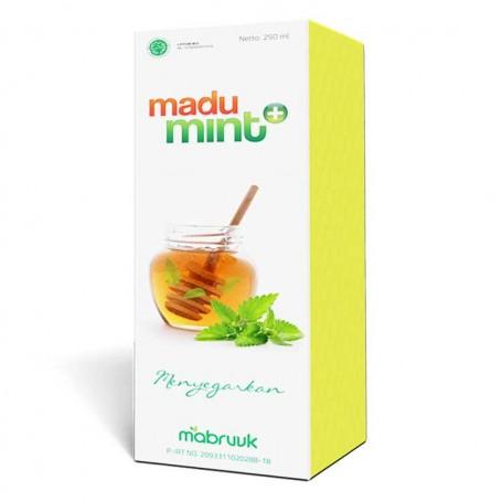Madu Mint Mabruuk 250ml