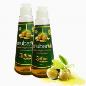 Miyak Zaitun Ekstra Virgin 200ml Mubarok
